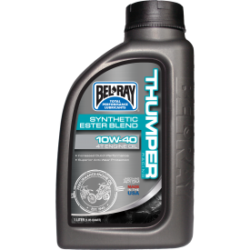 THUMPER RACING SYNTHETIC ESTER BLEND 4T ENGINE OIL 10W-40 / 15W-50