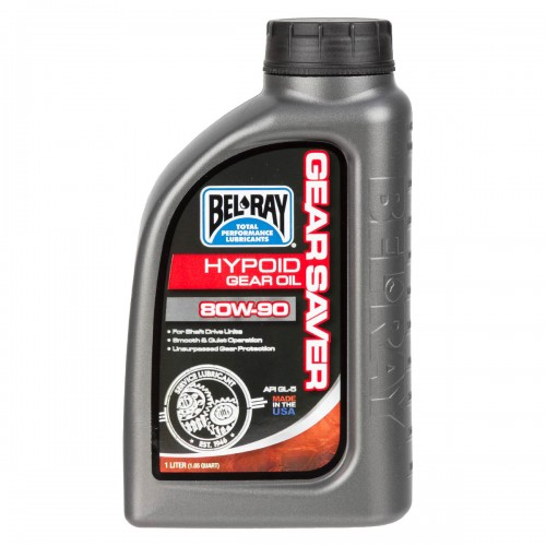 GEAR SAVER HYPOID GEAR OIL 80W-90/85w-140